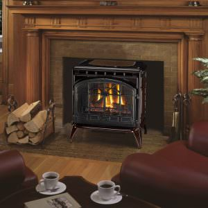 quadra fire gas stove reviews