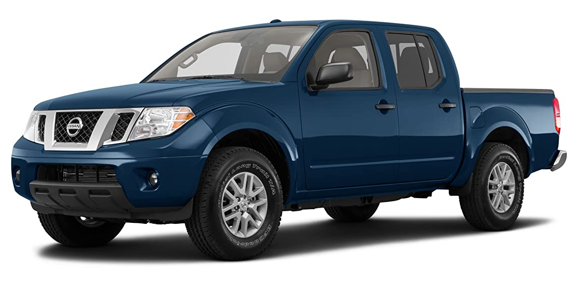 2017 nissan frontier sv review