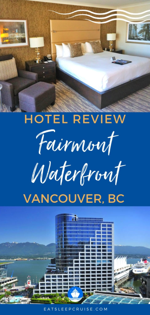 fairmont waterfront hotel vancouver reviews