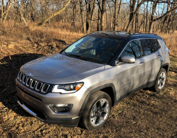 jeep compass sport 4x4 review