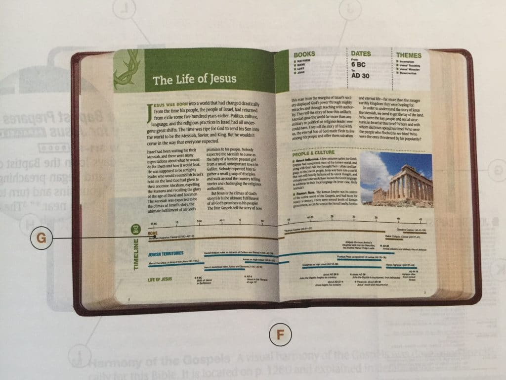 life application study bible review