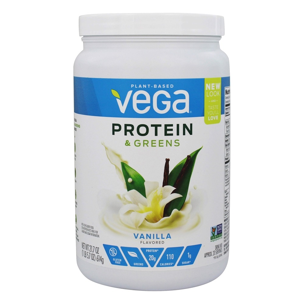 vega protein and greens vanilla review