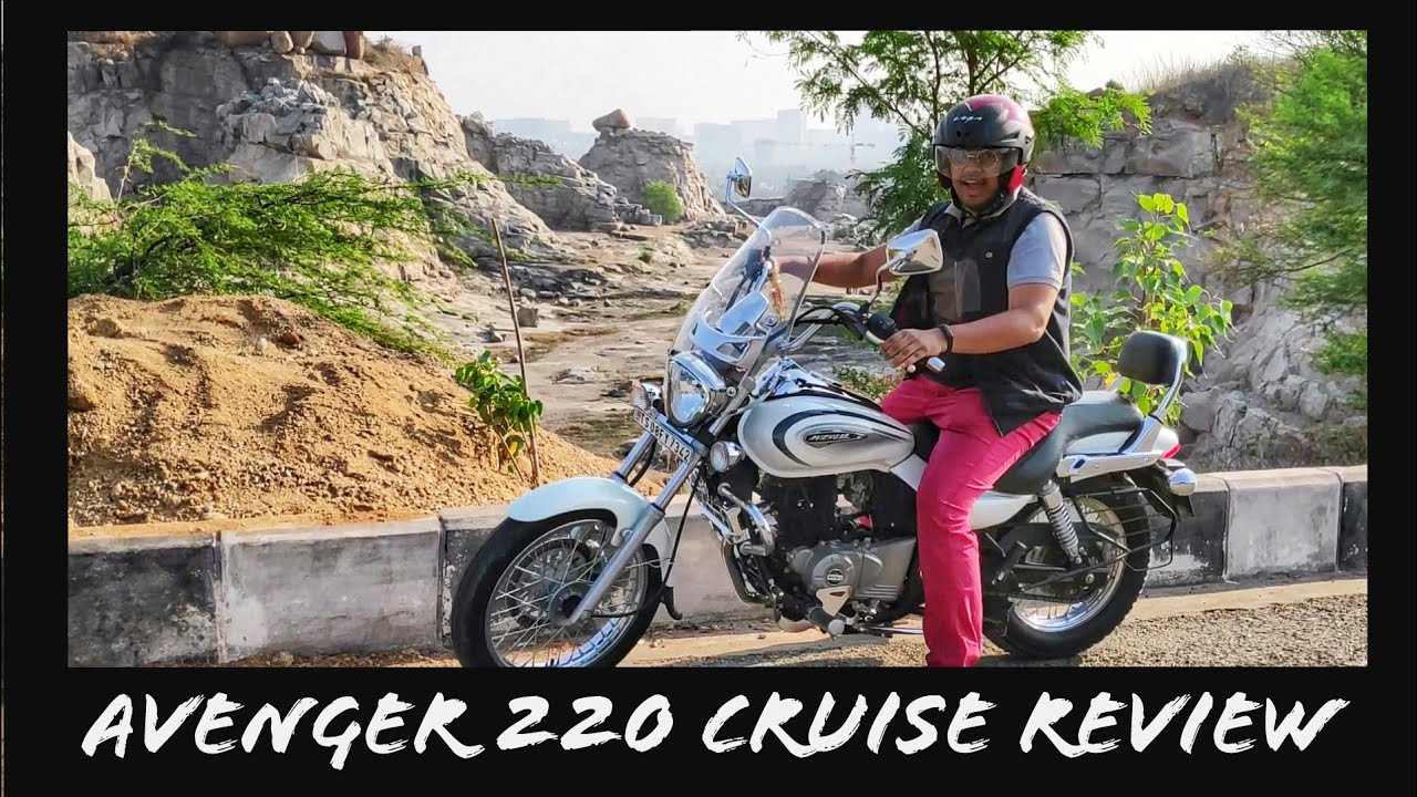 bajaj avenger 220 cruise review