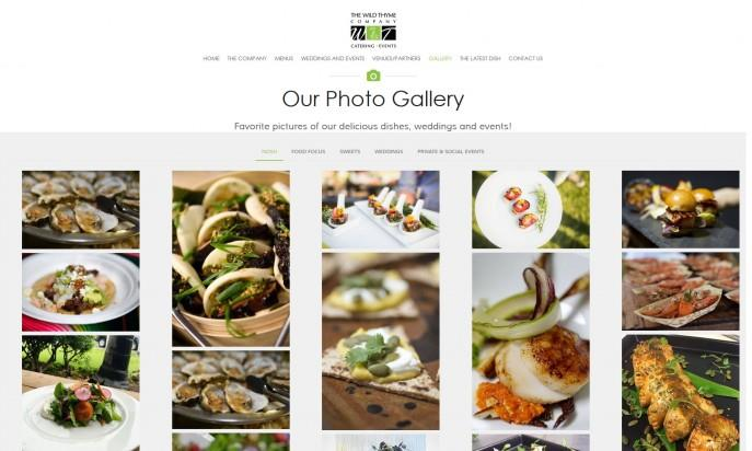 wild thyme catering hamilton reviews