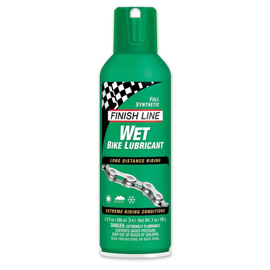 finish line wet lube review