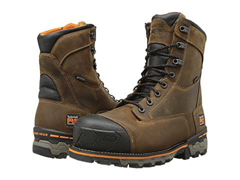 timberland pro boondock 8 review