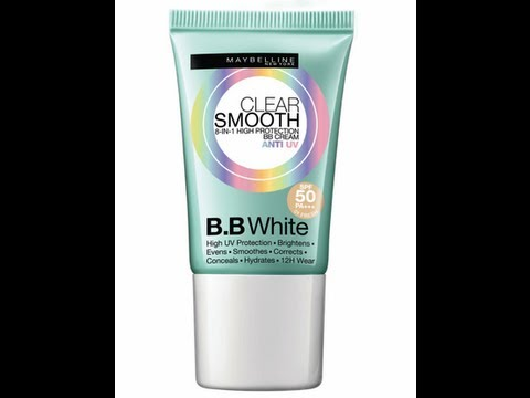 maybelline clear smooth bb cream review