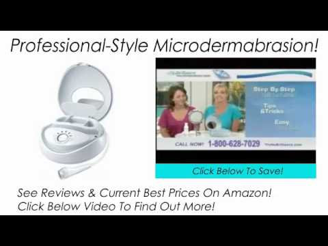 nubrilliance home microdermabrasion system reviews