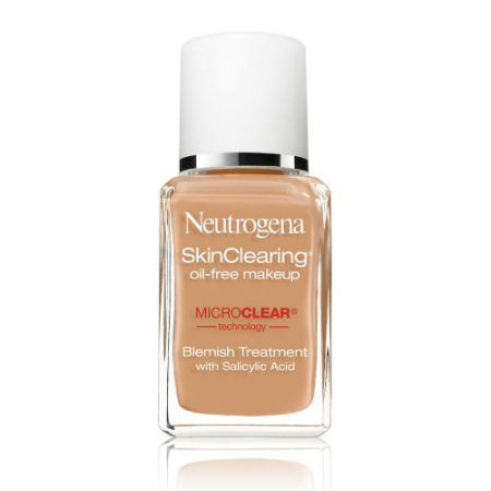 best oil free foundation reviews