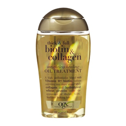 biotin and collagen hair treatment oil review