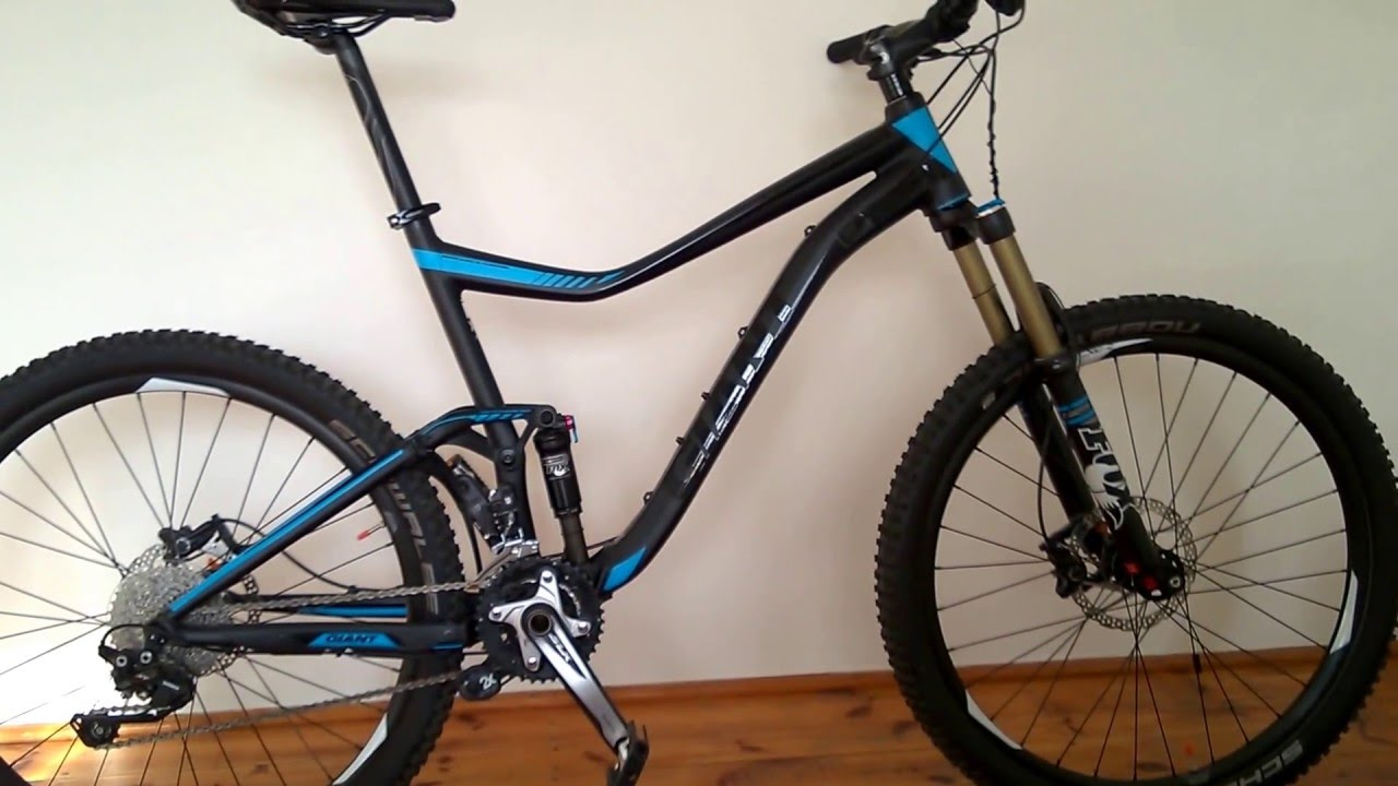 giant trance 27.5 2 review 2015