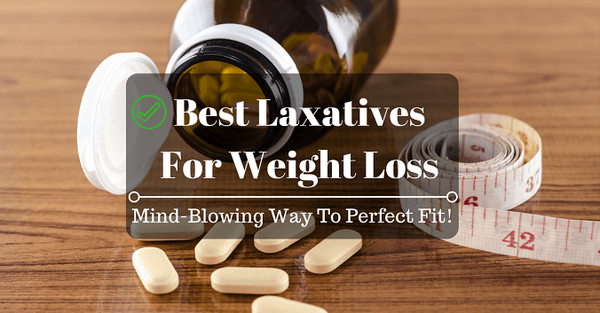 laxatives for weight loss reviews