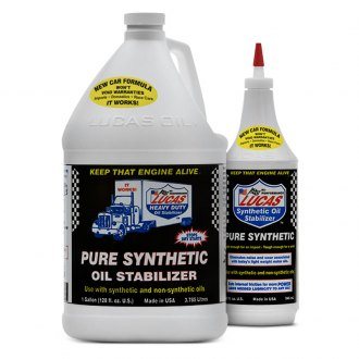 lucas oil synthetic oil stabilizer review