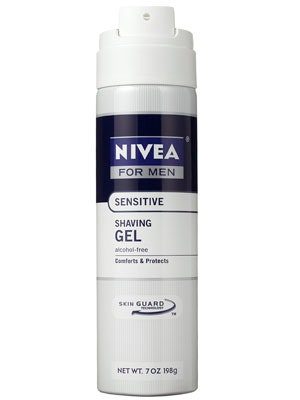 nivea sensitive shaving cream review