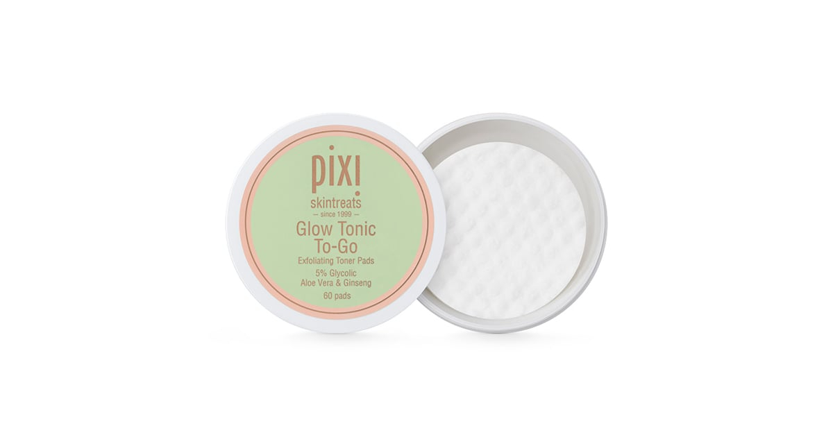 pixi glow tonic to go pads review