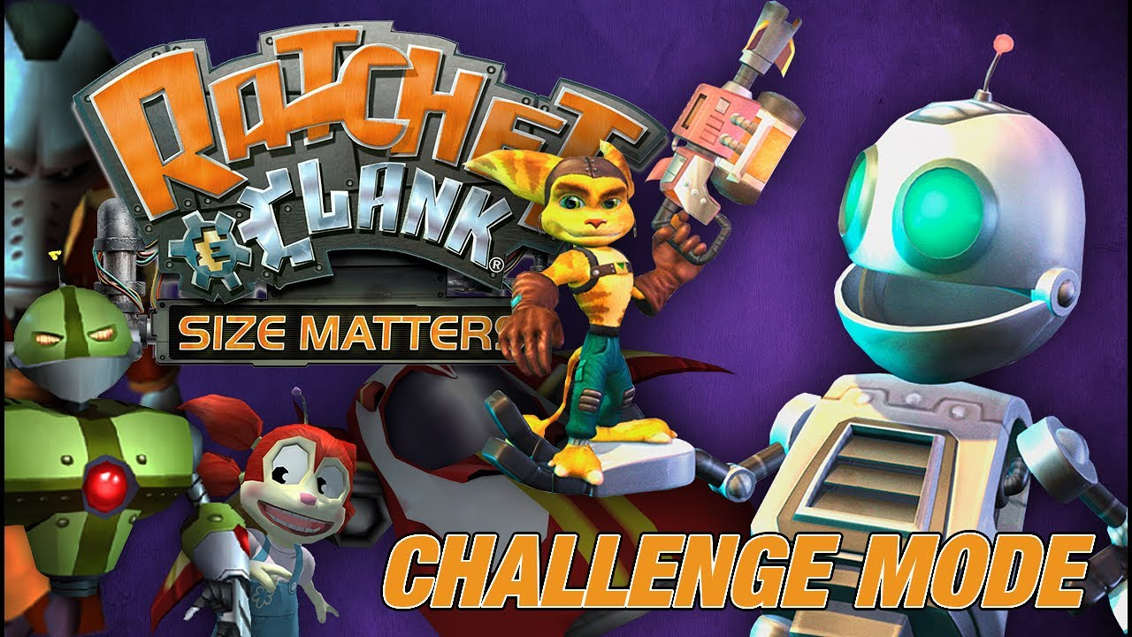 ratchet and clank size matters review