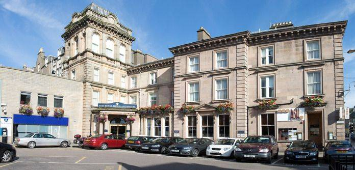 royal highland hotel inverness reviews
