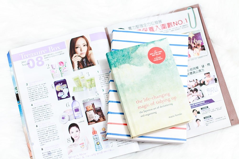 the life changing manga of tidying up review